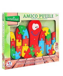 Amico puzzle legnoland - Polpo