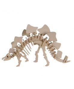 Stegosauro Puzzle di legno