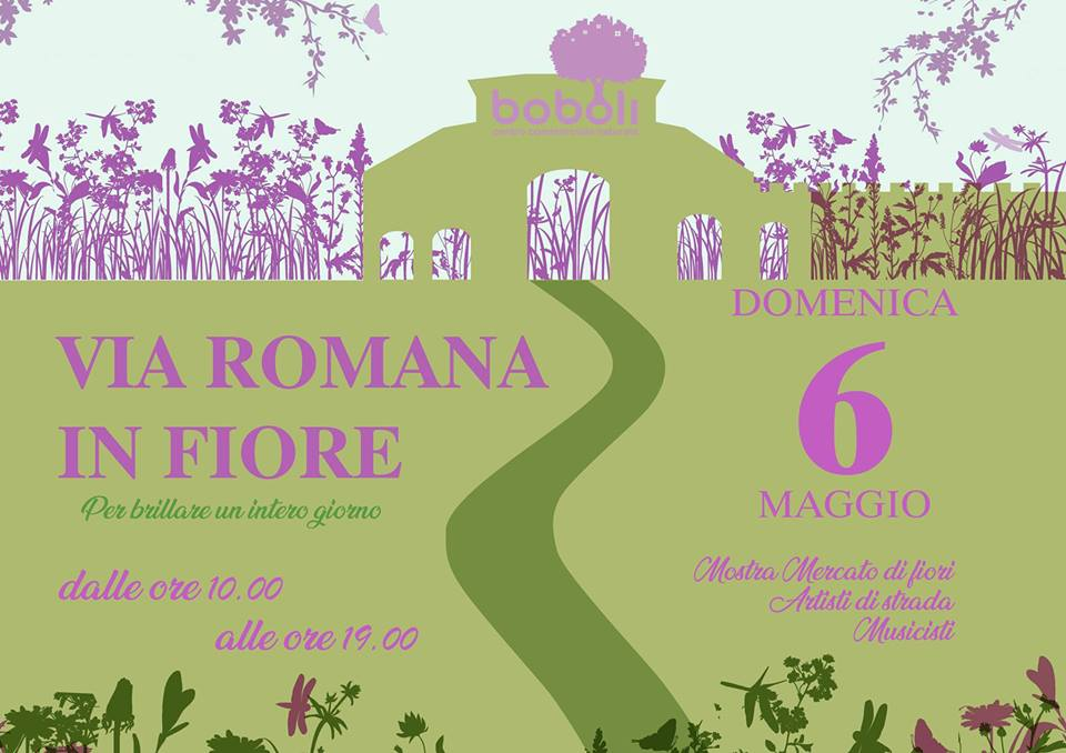 via romana in fiore firenze