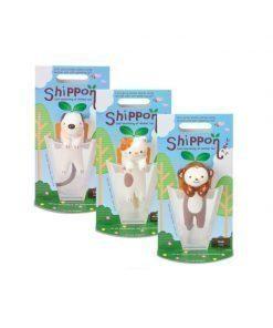 schippon - Animaletti in ceramica che germogliano