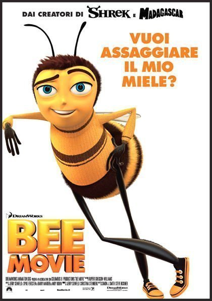 Bee Movie Film sull'ambiente