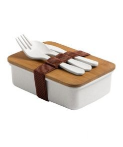 Porta Pranzo Lunch box bambu