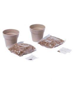 Vasetti biodegradabili