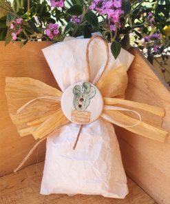 Bomboniera cactus ceramica